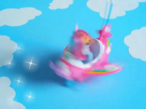 TV Commercial Rainbow Dash Remote Control Airplane