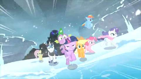 My Little Pony Friendship Is Magic  Adventures In The Crystal Empire - Trailer