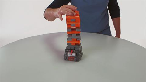 A5405 Jenga Quake Demonstration