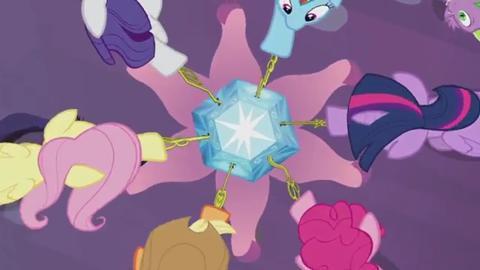 MLP  Friendship is Magic - Season 4 Key Moments