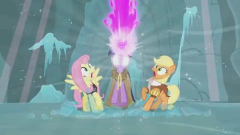 MLP  Friendship is Magic - No Matter Our Differences, We're all Ponies Poniaffirmation