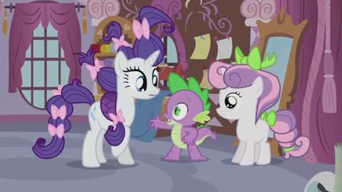 MLP  Friendship is Magic - Being Sisters Poniaffirmation