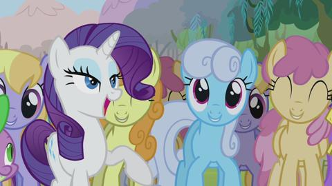 My Little Pony - The Flim Flam Song