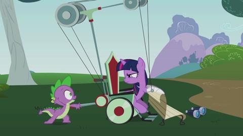 My Little Pony - Twilight's To-Do List