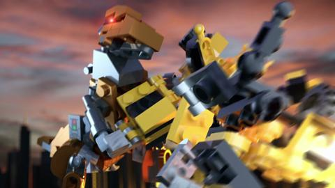 KRE-O Transformers Battle Changers :15s TV Commercial