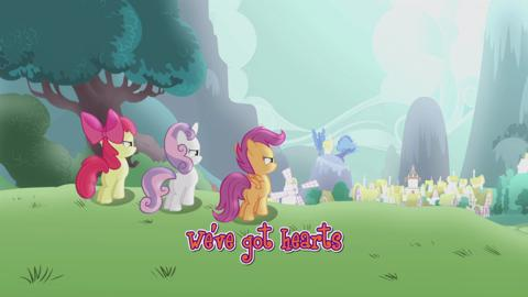 My Little Pony Hearts As Strong As Horses (Sing Along)