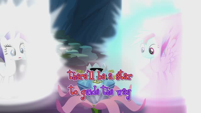 My Little Pony Let The Rainbow Remind You (Sing Along)