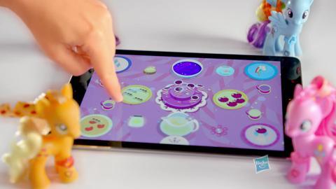 Comercial de TV Ponys Cutie Mark & App Celebración de la Amistad