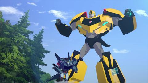 Comercial de TV Super Bumblebee