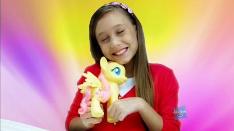 Comercial de TV Mi Gran Amiga Pony