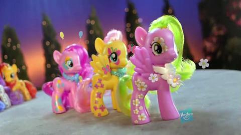 Comercial de TV Descrubre La Magia de los Cutie Marks