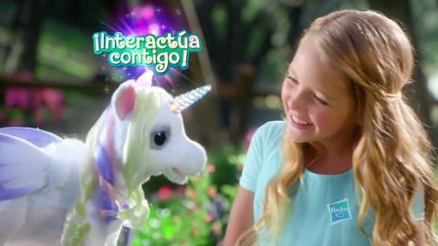FurReal Friends Latino America Comercial de TV Star Lily Mi Unicornio Magico