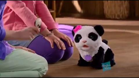 FurReal Friends Latino America Comercial de TV 'Pum Pum Mi Panda Juguetona'