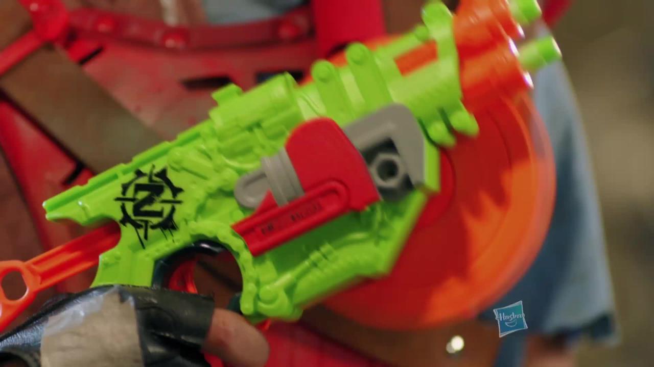 Zombie Strike Crosscut!