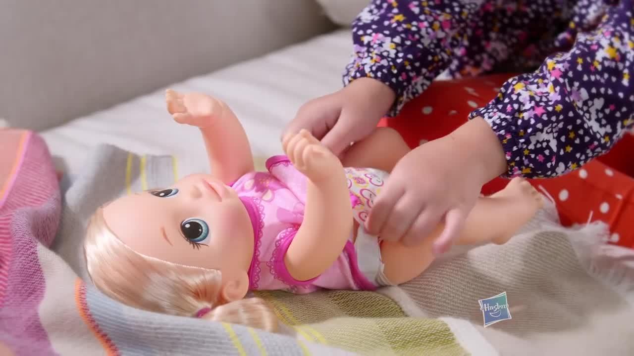 BABY ALIVE LATINO AMÉRICA -