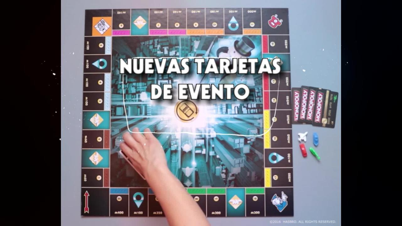 Hasbro Gaming - 'Monopoly Banco Electrónico'
