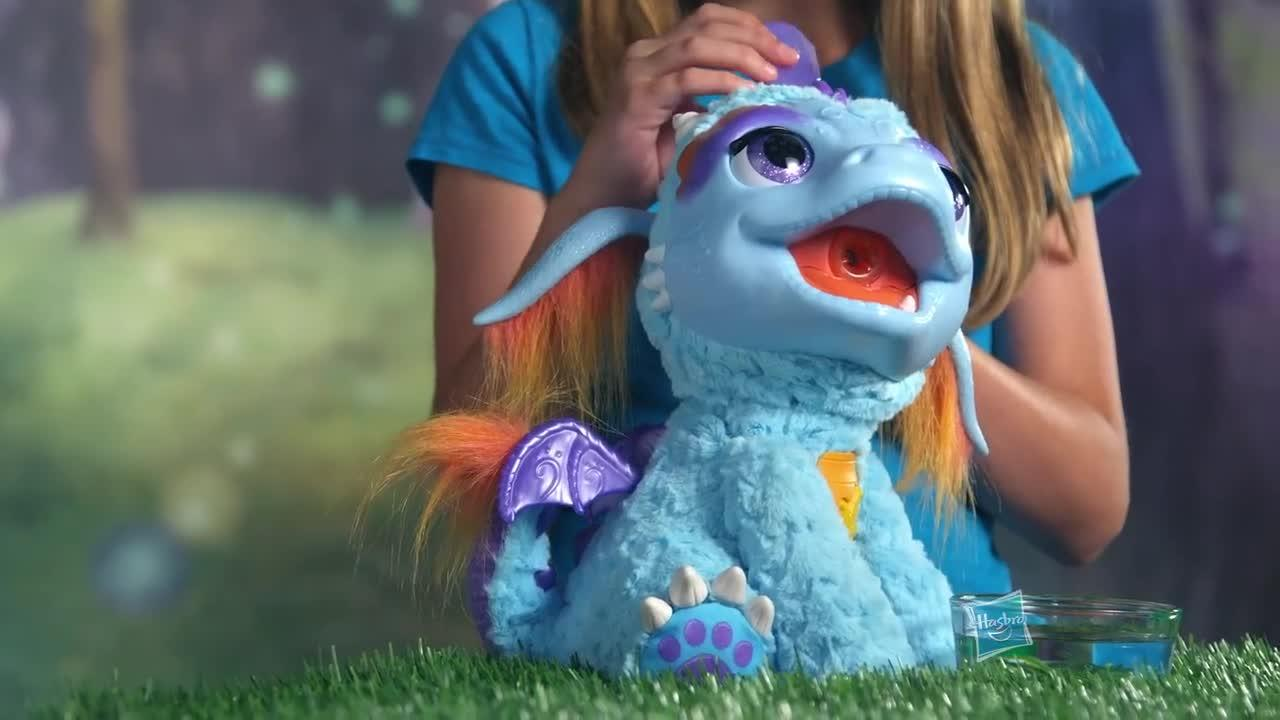 FurReal Friends Latino América - 'Drago, mi Dragón Mágico' Comercial de TV