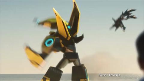 Ya están aquí los nuevos Transformers Robots in Disguise