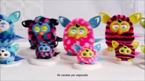 Ya están aquí los nuevos Furby Furblings