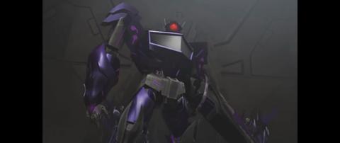 Transformers España Presentación Megatron