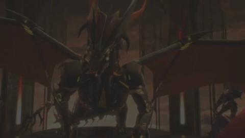 Transformers España Presentación Predaking
