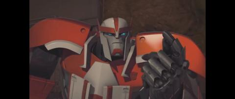 Transformers España Presentación Ratchet