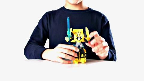 Transformers Warriors