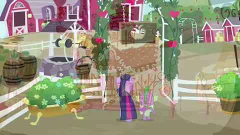 Visita Ponyville, la ciudad donde cada clase de Ponys conviven como amigos