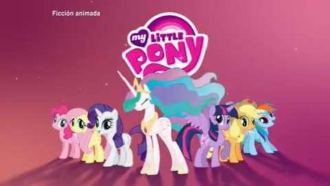 Princesas pony