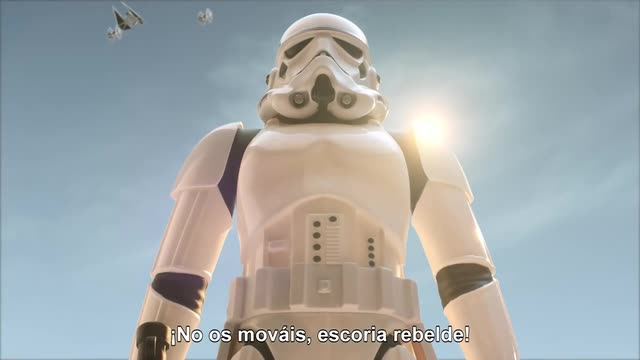 Go Rogue Capitulo 2 - Star Wars Oficial