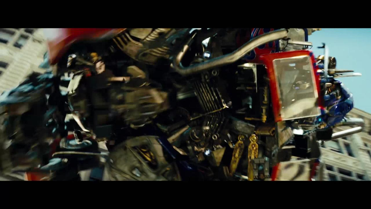 TRANSFORMERS: MORE THAN MEET THE EYES