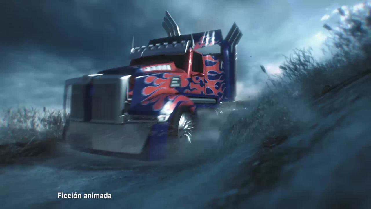 TRANSFORMERS 5: FIGURAS ARMOR UP TURBO CHANGERS