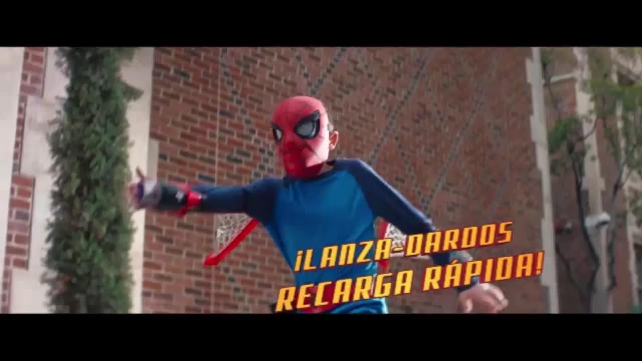 Colección Role Play de SPIDERMAN HOMECOMING