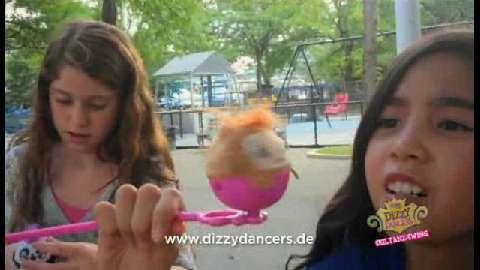 Trick Seiltanz-Swing
