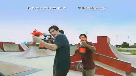 NERF VORTEX PYRAGON Blaster Commercial