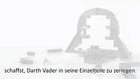 Angry Birds Star Wars Jenga Rise of Darth Vader Spiel Produktdemo-Video - A4805E24_5010994742164