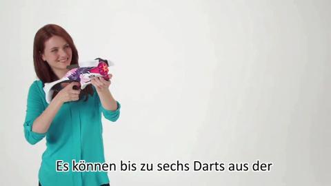 Nerf Rebelle Armbrust Produktdemo-Video -A4740E27_5010994735197