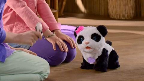 Pom Pom mein Baby Panda edit
