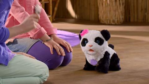 FRF Pom Pom, mein Baby Panda