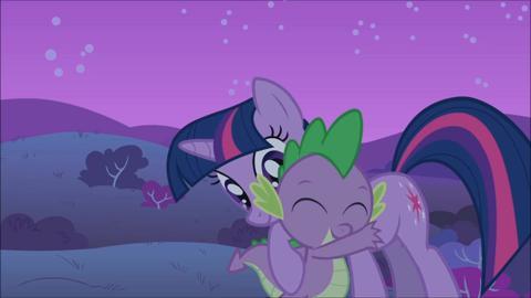 My Little Pony Lerne Spike kennen