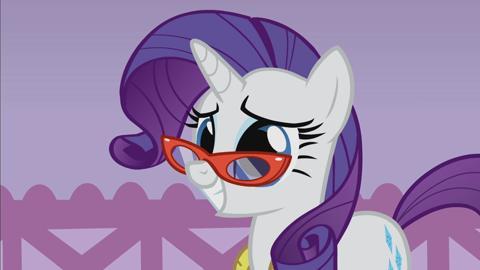 My Little Pony Lerne Rarity kennen