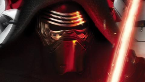 Star Wars E7 elektronisches Kylo Ren Lichtschwert TV Spot