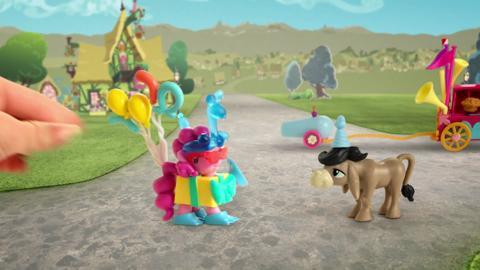 My Little Pony - Pinkie Pies Nascheckchen