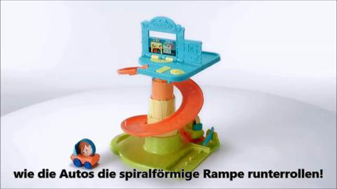 Playskool Auto-Rollbahn