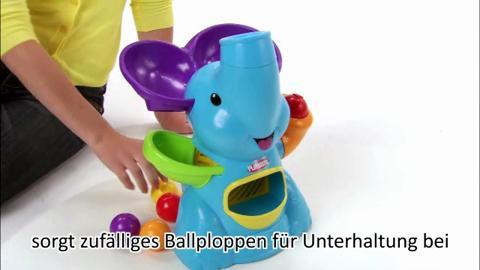 Playskool Poppin Park Kullerfant