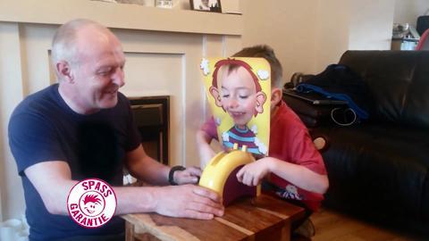 Pie Face - Das Partyspiel - TV-Spot