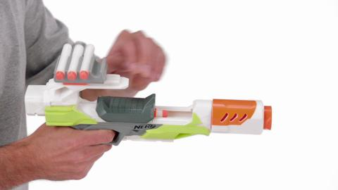 NERF N-Strike Elite Modulus Ion-Fire - Produktdemo-Video