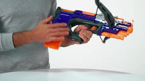 NERF N-Strike Elite CrossBolt Produktdemo-Video