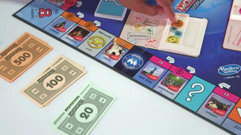 Monopoly World - Produktdemo-Video