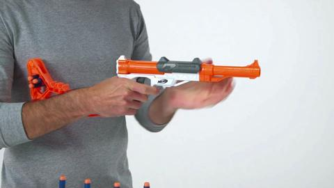 NERF N-Strike Elite SharpFire Produktdemo-Video